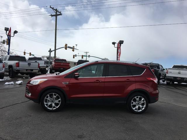 2015 Ford Escape Titanium Ogden, Utah 2