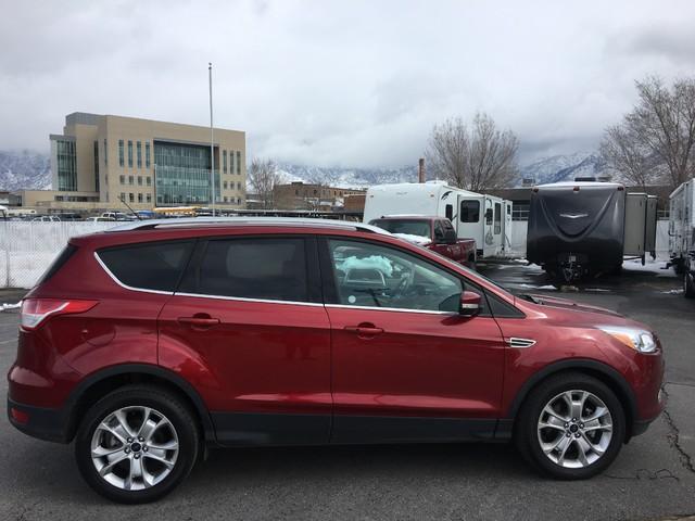 2015 Ford Escape Titanium Ogden, Utah 3