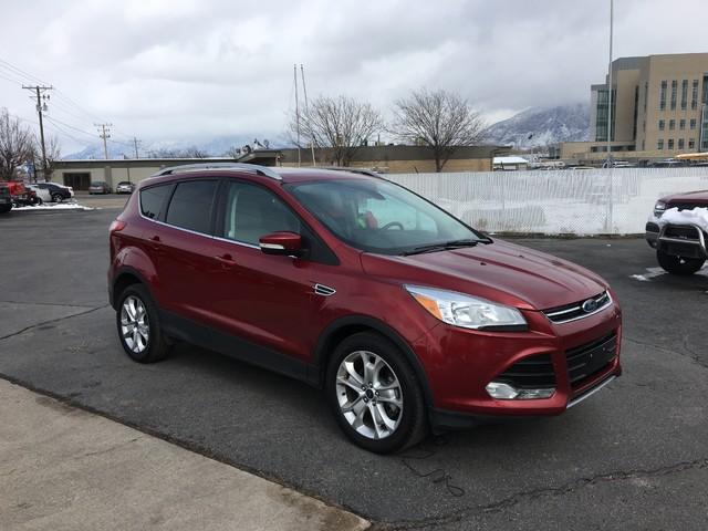 2015 Ford Escape Titanium Ogden, Utah 5