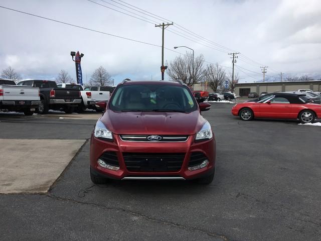 2015 Ford Escape Titanium Ogden, Utah 7