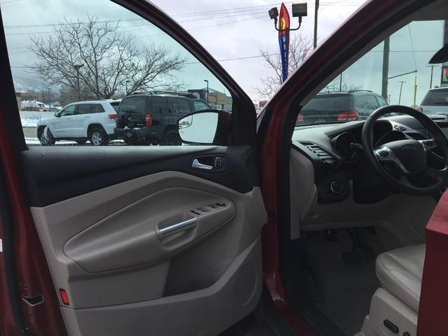 2015 Ford Escape Titanium Ogden, Utah 9