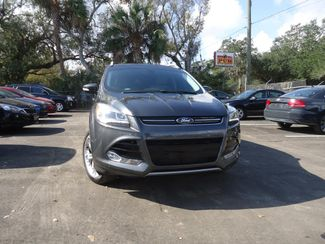2015 Ford Escape Titanium. 2.0L ECOBOOST. PANORAMIC. NAVIGATION . LEATHER. HTD SEATS SEFFNER, Florida 9