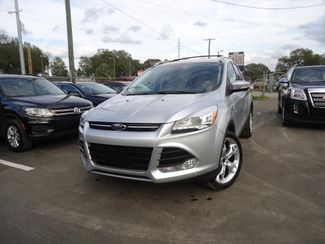 2015 Ford Escape Titanium 2.0t. NAVIGATION SEFFNER, Florida 5