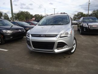 2015 Ford Escape Titanium 2.0t. NAVIGATION SEFFNER, Florida 6