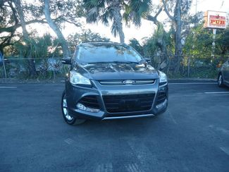 2015 Ford Escape Titanium 4X4 W/NAVIGATION SEFFNER, Florida 7