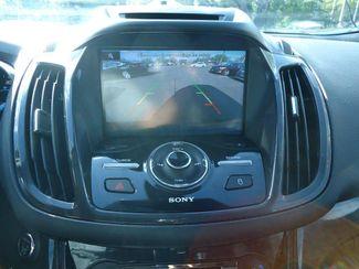 2015 Ford Escape Titanium 4X4 NAVIGATION SEFFNER, Florida 2