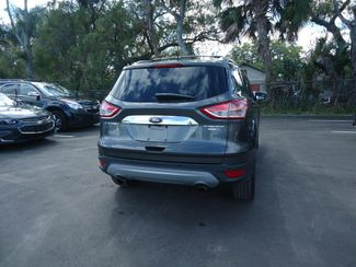 2015 Ford Escape Titanium 4X4. NAVIGATION SEFFNER, Florida 10
