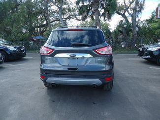 2015 Ford Escape Titanium 4X4. NAVIGATION SEFFNER, Florida 11