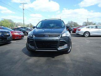 2015 Ford Escape Titanium 4X4. NAVIGATION SEFFNER, Florida 5