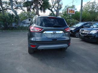 2015 Ford Escape Titanium 4X4. NAVIGATION SEFFNER, Florida 8
