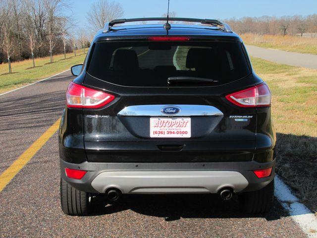 2015 Ford Escape Titanium St. Louis, Missouri 4