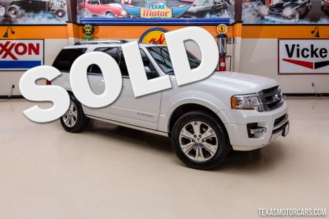 2015 Ford Expedition Platinum in Addison