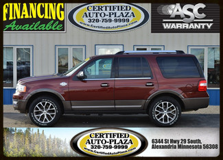 2015 Ford Expedition King Ranch 4x4 in  Minnesota