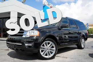 2015 Ford Expedition EL Limited Hialeah, Florida