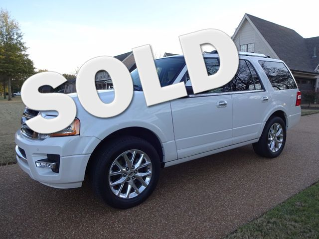 2015 Ford Expedition Limited   Marion, Arkansas   King Motor Company