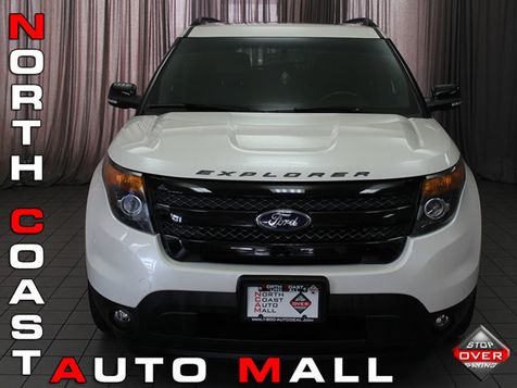 2015 Ford Explorer Sport in Akron, OH