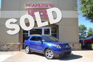 2015 Ford Explorer Limited Edition | Arlington, Texas | McAndrew Motors in Arlington, TX Texas