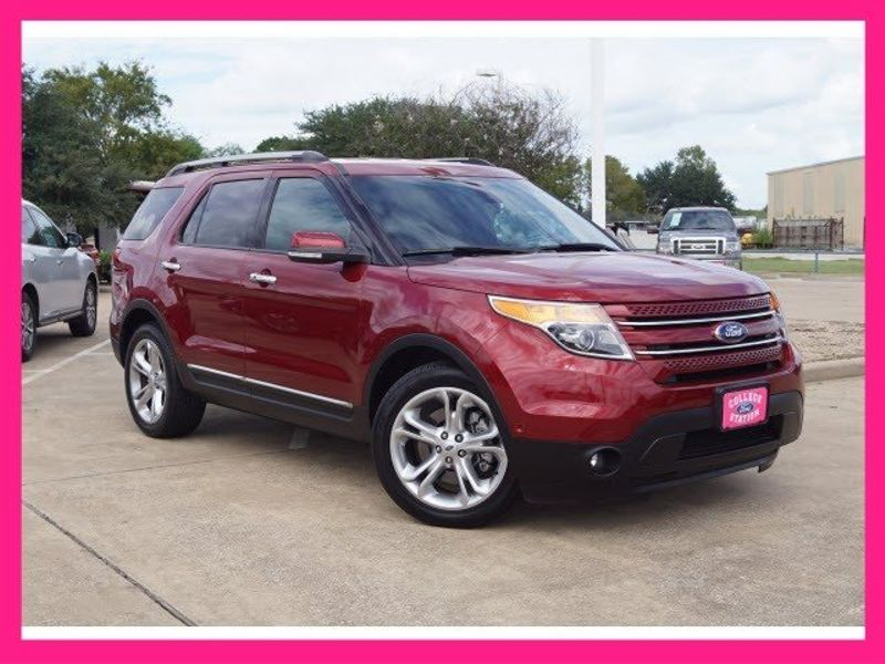 2015 Ford Explorer Limited  city TX  College Station Ford - Used Cars  in Bryan-College Station, TX