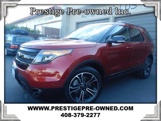 2015 Ford Explorer Sport  in Campbell CA