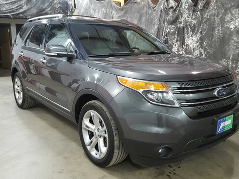 2015 Ford Explorer Limited in , ND