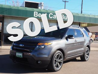 2015 Ford Explorer Sport Englewood, CO