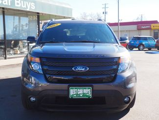 2015 Ford Explorer Sport Englewood, CO 1