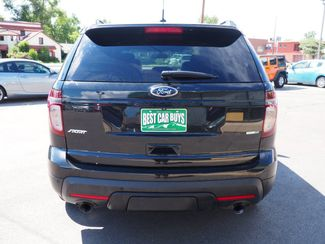 2015 Ford Explorer Sport Englewood, CO 6