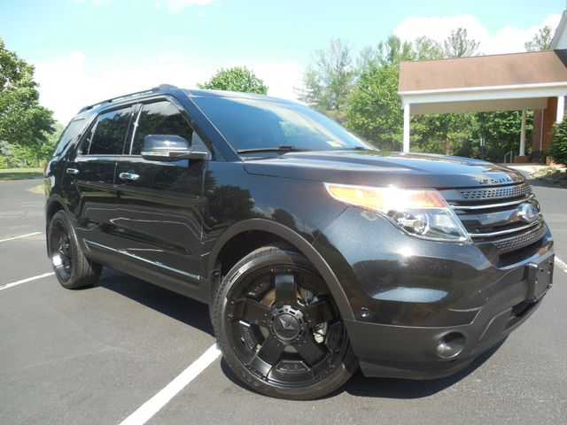 2015 Ford Explorer Limited Leesburg, Virginia 0