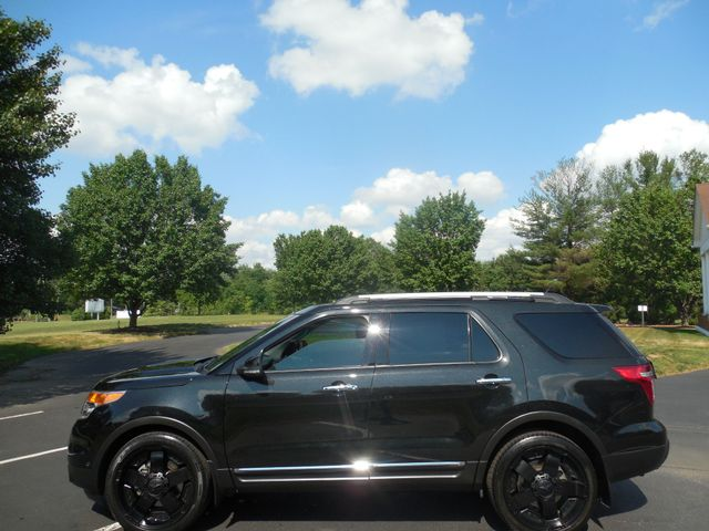 2015 Ford Explorer Limited Leesburg, Virginia 5