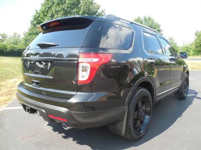 2015 Ford Explorer Limited Leesburg, Virginia 3