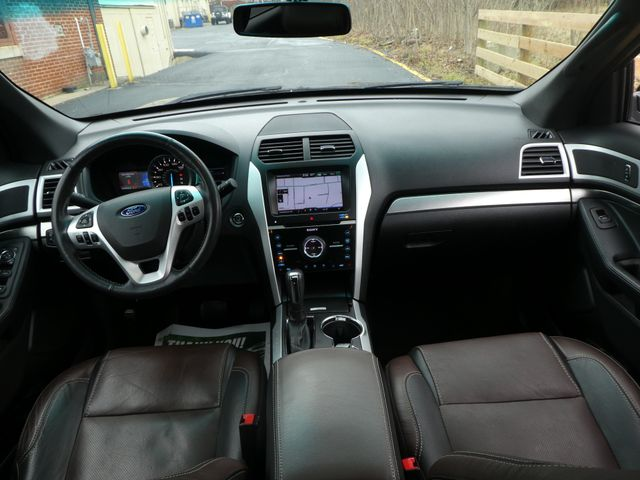 2015 Ford Explorer Sport Leesburg, Virginia 15