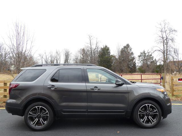 2015 Ford Explorer Sport Leesburg, Virginia 4