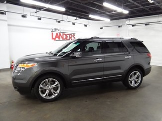 2015 Ford Explorer Limited Little Rock, Arkansas 2