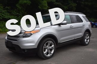 2015 Ford Explorer Limited Naugatuck, Connecticut