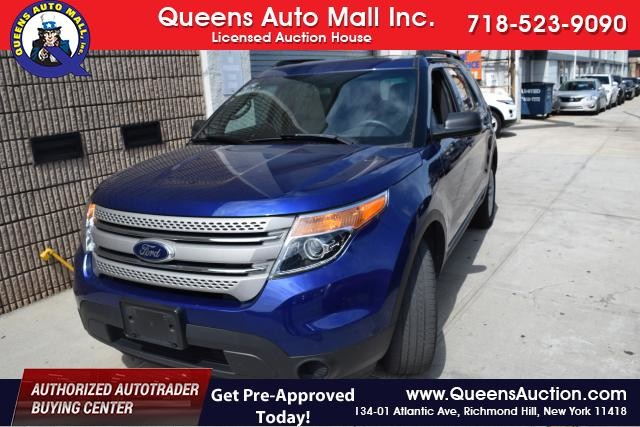 2015 Ford Explorer Base Richmond Hill, New York 0