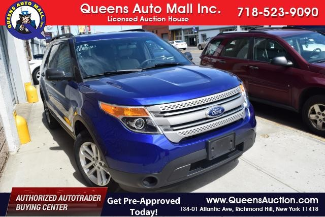 2015 Ford Explorer Base Richmond Hill, New York 1