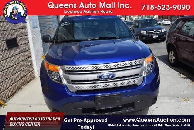 2015 Ford Explorer Base Richmond Hill, New York 2