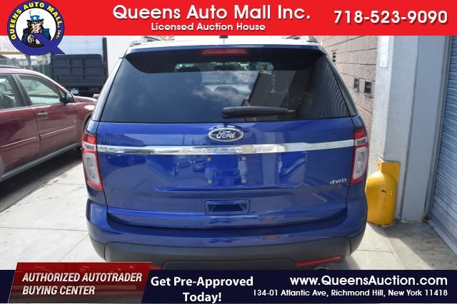 2015 Ford Explorer Base Richmond Hill, New York 3
