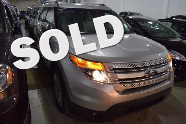 2015 Ford Explorer Limited Richmond Hill, New York 0