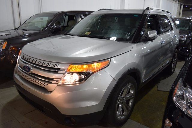 2015 Ford Explorer Limited Richmond Hill, New York 1
