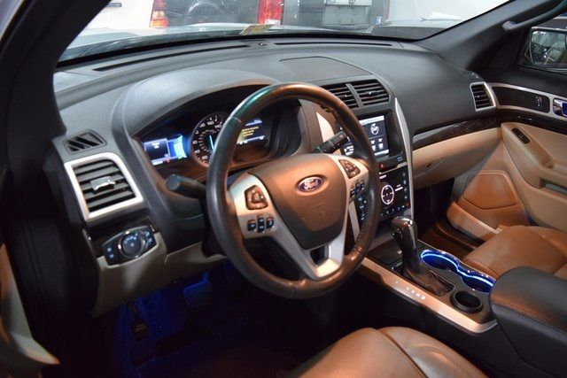 2015 Ford Explorer Limited Richmond Hill, New York 14