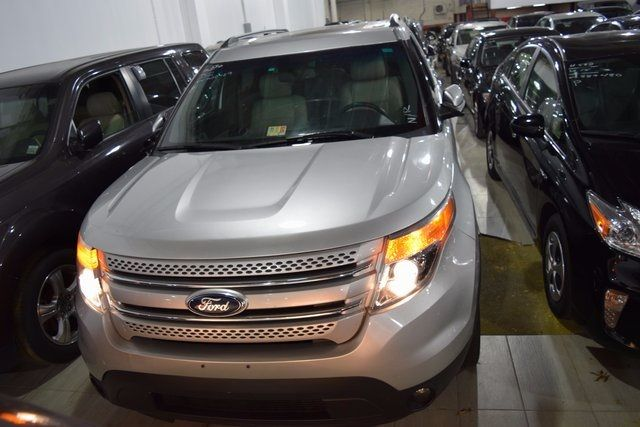 2015 Ford Explorer Limited Richmond Hill, New York 2