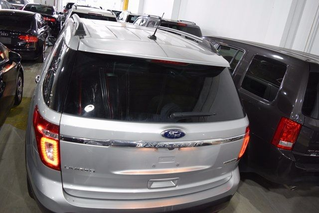 2015 Ford Explorer Limited Richmond Hill, New York 5