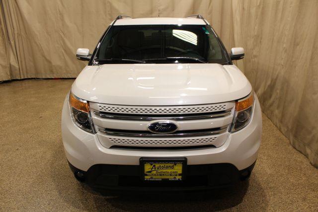 2015 Ford Explorer Limited Roscoe, Illinois 9