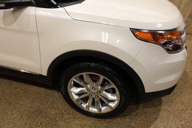 2015 Ford Explorer Limited Roscoe, Illinois 10