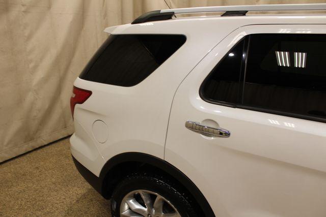 2015 Ford Explorer Limited Roscoe, Illinois 12