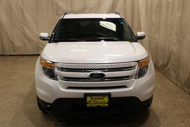 2015 Ford Explorer Limited Roscoe, Illinois 3