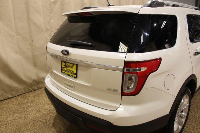2015 Ford Explorer Limited Roscoe, Illinois 4