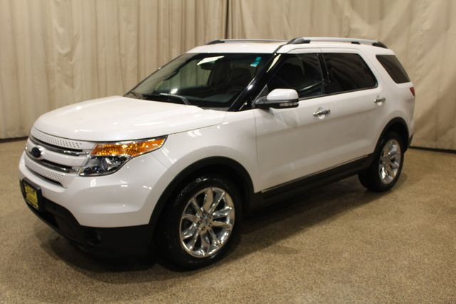 2015 Ford Explorer Limited Roscoe, Illinois 2
