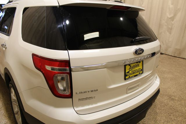 2015 Ford Explorer Limited Roscoe, Illinois 5